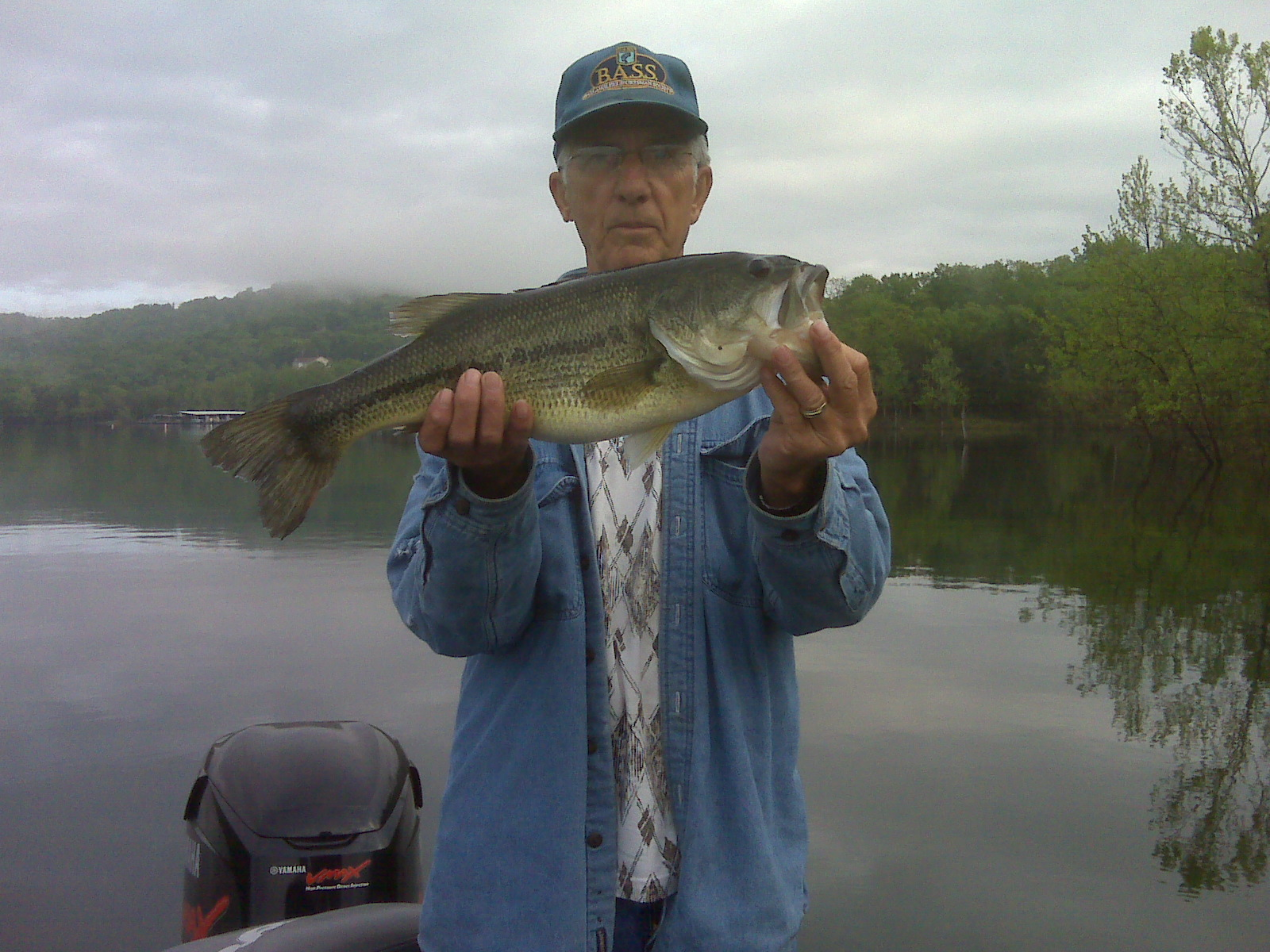 Table rock lake branson fishing guide service for Table rock lake fishing guide
