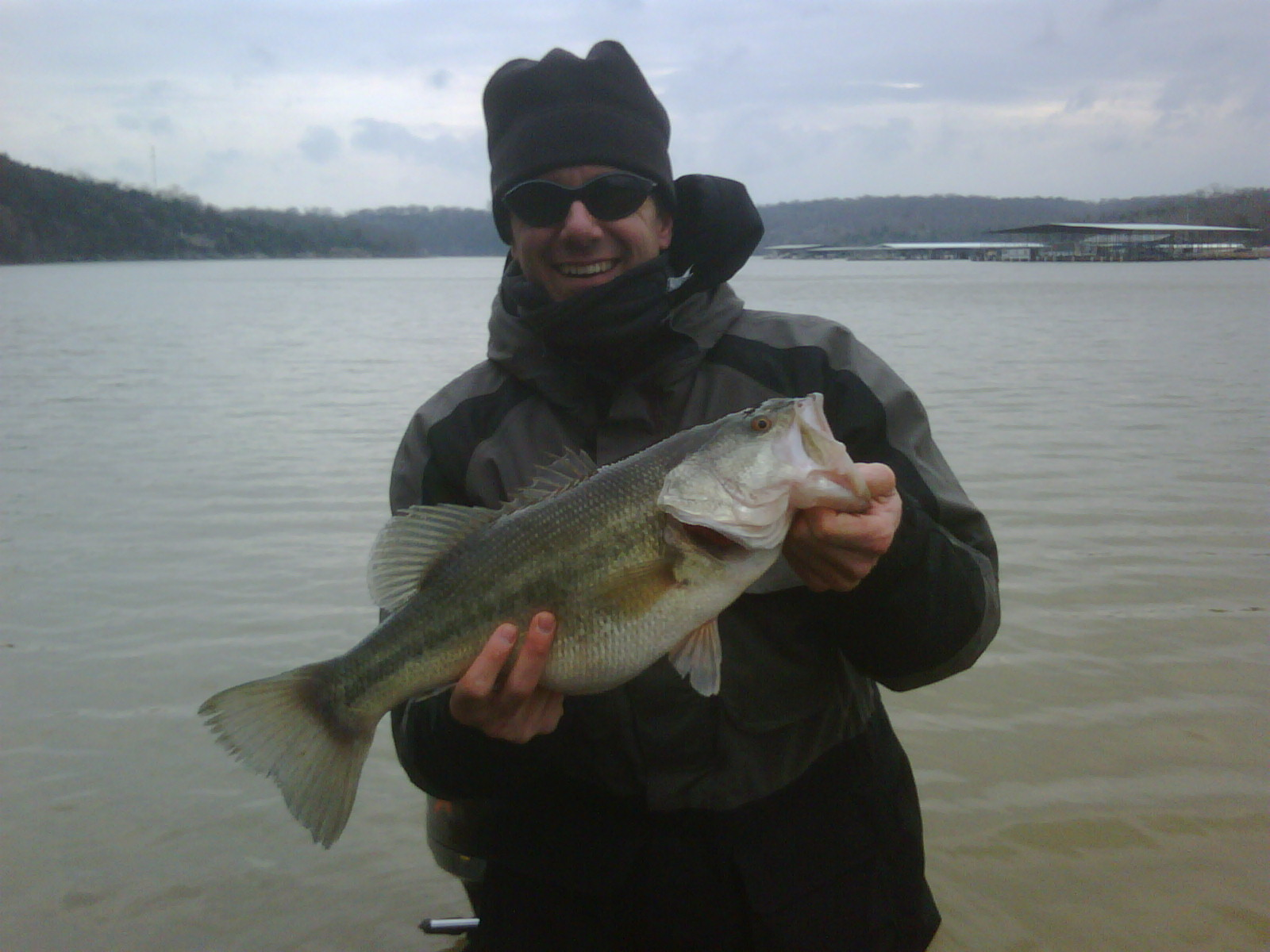 Branson fishing guide service table rock focused fishing for Table rock lake fishing guide