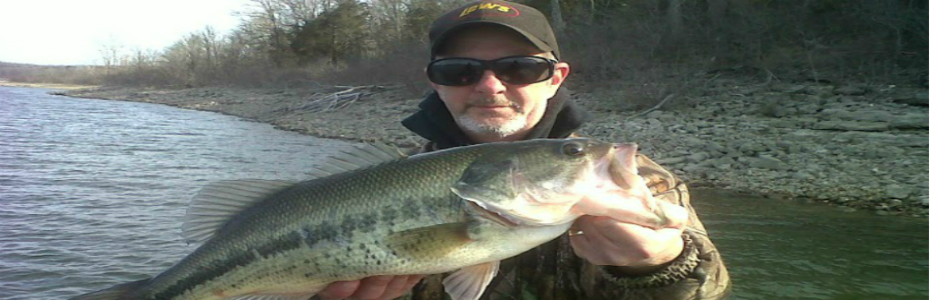 Branson fishing guide service table rock lake and lake for Lake taneycomo fishing
