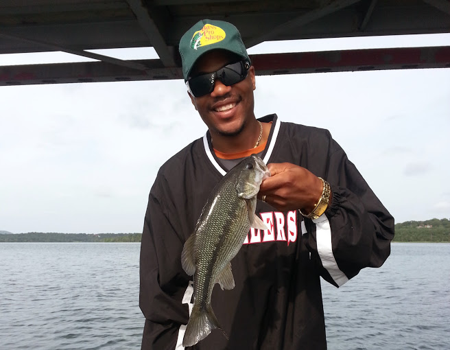 Branson fishing guide table rock lake fishing report for Missouri out of state fishing license